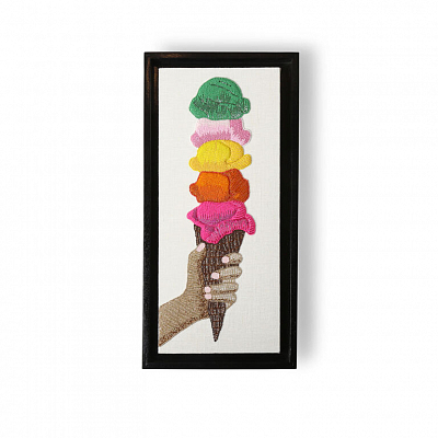 Декор Ice Cream Beaded