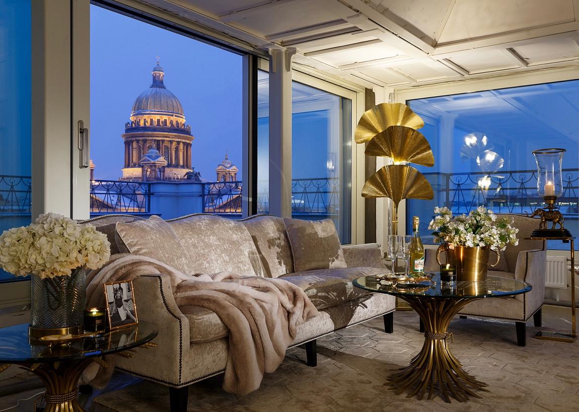 Самая дорогая квартира в санкт петербурге фото